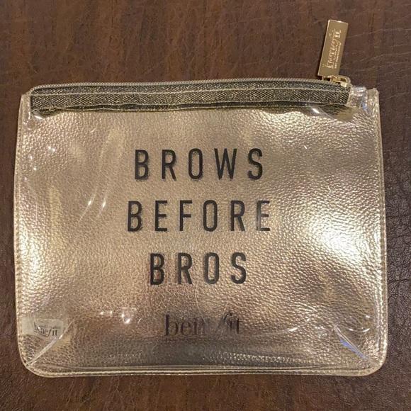 Benefit Brows Before Bros Makeup Bag